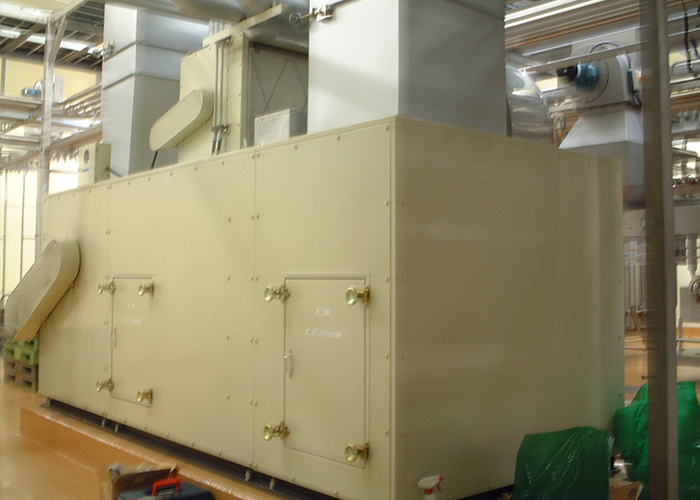 Industrial Air-Conditioning Systems