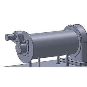 Gun-Type Burner・Combustion Chamber