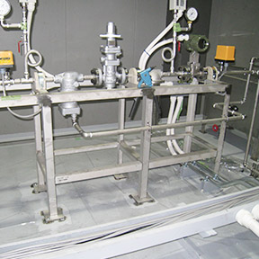 Superheated Steam System